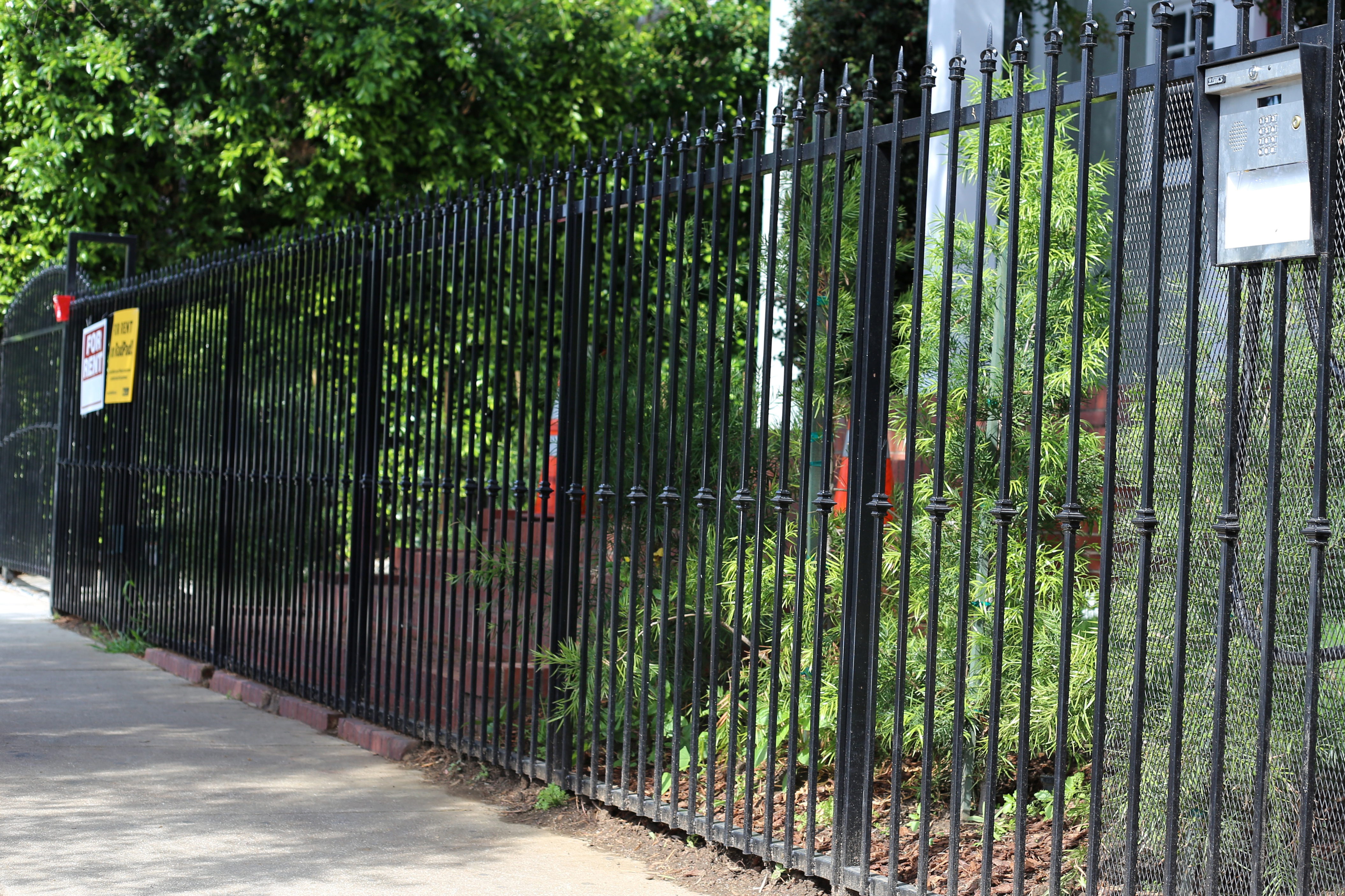 Jrc Wrought Iron Photos Of Custom Iron Doors Fences