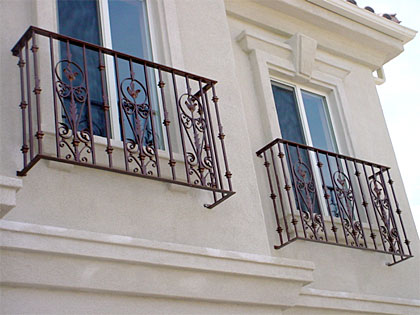 Jrc Wrought Iron Windows And Window Guards
